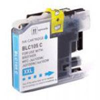 New Brother Compatible LC-105 XXL Cyan Cartridge