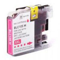 New Brother Compatible LC-105 XXL Magenta Cartridge