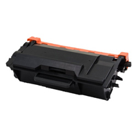 Brother TN850 (TN-850) Black New, High Capacity Compatible Cartridge