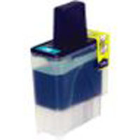 Brother Compatible InkJet Cartridge LC-41 Cyan