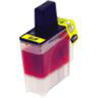 Brother Compatible InkJet Cartridge LC-41 Yellow
