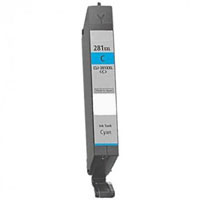 Canon Compatible InkJet Cartridge CLI-281 XXL Cyan