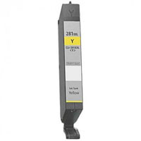 Canon Compatible InkJet Cartridge CLI-281 XXL Yellow