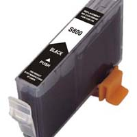 Canon Compatible InkJet Cartridge  CLI-221BK -Black