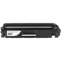 Canon 047 (2164C001AA) New Compatible Black Toner Cartridge