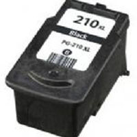 Canon Remanufactured InkJet Cartridge  -- PG-210XL Black