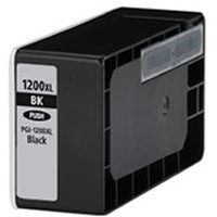 Canon Compatible InkJet Cartridge PGI-1200XL - Black