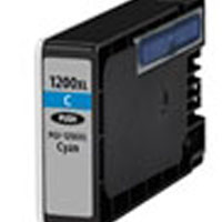Canon Compatible InkJet Cartridge PGI-1200XL - Cyan