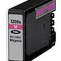 Canon Compatible InkJet Cartridge PGI-1200XL - Magenta