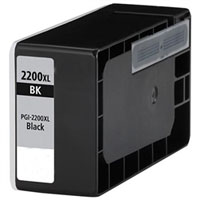 Canon Compatible InkJet Cartridge PGI-2200XL - Black