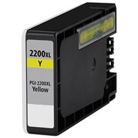 Canon Compatible InkJet Cartridge PGI-2200XL - Yellow