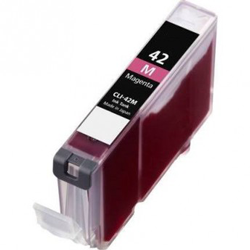 Canon Compatible InkJet Cartridge  CLI-42M -Magenta Ink Cartridge