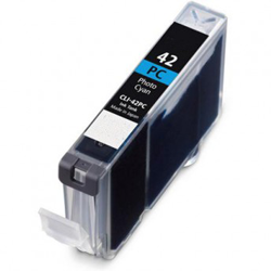 Canon Compatible InkJet Cartridge  CLI-42PC -Photo Cyan Ink Cartridge