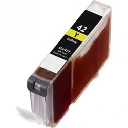 Canon Compatible InkJet Cartridge  CLI-42Y -Yellow Ink Cartridge