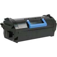 Dell B5460-B5465 Compatible 331-9755 - PG6NR Black Toner Cartridge - 25K