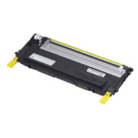 Dell 1230-1235 Compatible 330-3013 - M127K Yellow Toner Cartridge
