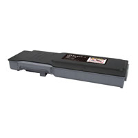 Dell C2660-C2665 Compatible 593-BBBU Black Toner Cartridge