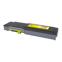 Dell C2660-C2665 Compatible 593-BBBR Yellow Toner Cartridge