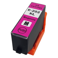 Epson Compatible T202XL320 T-202XL High Capacity Magenta InkJet Cartridge