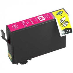 Epson Compatible T702320 T-702XL High Capacity Magenta InkJet Cartridge