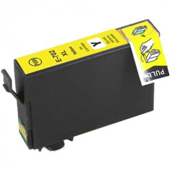 Epson Compatible T702420 T-702XL High Capacity Yellow InkJet Cartridge