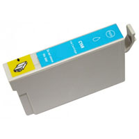 Epson Compatible T220XL220 T-220XL High Capacity Cyan InkJet Cartridge