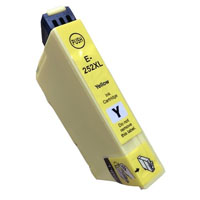 Epson Compatible T252XL420 T-252XL High Capacity Yellow InkJet Cartridge