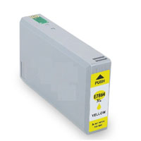 Epson Compatible T786XL420 T-786XL High Capacity Yellow InkJet Cartridge