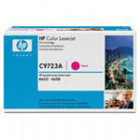 HP Original OEM C9723A Magenta Toner Cartridge