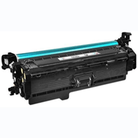 HP Compatible CF400X (201X) Black High Capacity Toner Cartridge