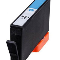 HP #935XL (C2P24AN) Cyan High Capacity New Compatible Cartridge