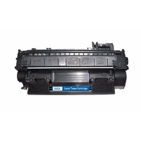 HP Compatible CE505X 05X Black Cartridge