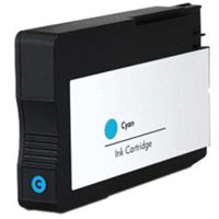 HP #933XL Cyan CN054AC High Capacity Remanufactured Inkjet Cartridge
