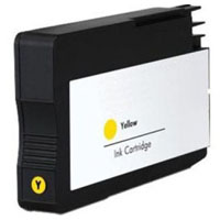 HP #933XL Yellow CN056AC High Capacity Remanufactured Inkjet Cartridge
