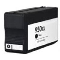 HP #950XL Black CN045AC High Capacity Remanufactured Cartridge