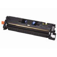 HP Premium Compatible Q3960A 122A Black Toner Cartridge