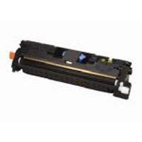 HP Premium Compatible Q3962A 122A Yellow Toner Cartridge