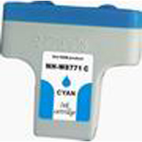 HP 02 (C8771WN) High Capacity Cyan Compatible InkJet Cartridge