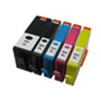 HP 564XL Bundle B-PB-C-M-Y High Capacity Remanufactured Inkjet Cartridge