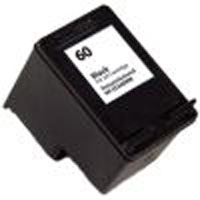 HP #60XL CC641WN High Capacity Black Remanufactured Inkjet Cartridge