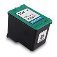 HP #75XL CB338WN High Capacity Tri-Color Remanufactured Inkjet Cartridge