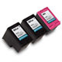 HP 901XL Black and Colour High Capacity Cartridges