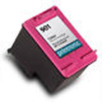 HP 901XL Colour CC656AN High Capacity Remanufactured Cartridge