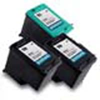 HP #98 C9364 Black and HP #93 C9361W Colour Remanufactured Inkjet Cartridge Bundle