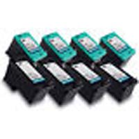 HP #94 C8765W Black and HP#95 C9366W Colour Bundle Remanufactured Inkjet Cartridge