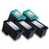 HP #96 C8767WN Black and HP#97 C9363WN Bundle Remanufactured Inkjet Cartridge