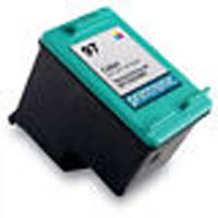 HP #97 C9363WN Tri Color Remanufactured Inkjet Cartridge