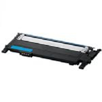Samsung CLT-C406S New, Compatible Cyan Toner Cartridge