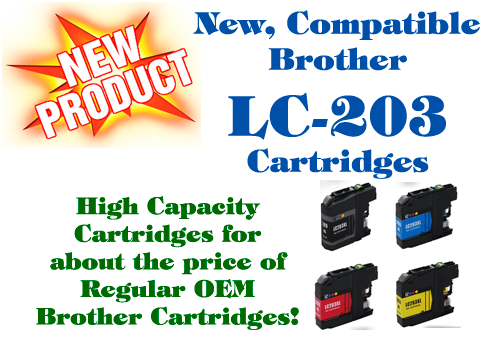 New_Brother_LC-203_Cartridges