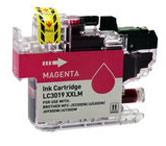 Brother Compatible InkJet Cartridge LC3019XXL LC-3019XXL Magenta Extra High Capacity Cartridge